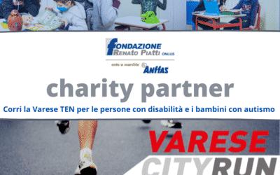 Corri alla Varese City Run con Fondazione Piatti